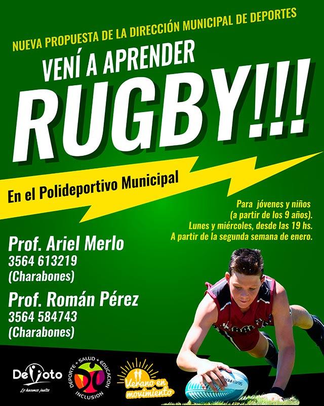 rugbydd